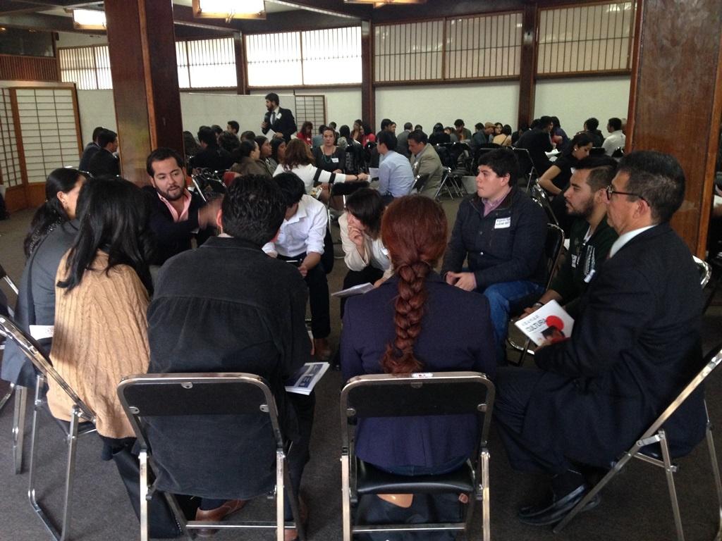 日本関連団体の連携強化を目的としたネットワーキング・イベントの開催(2016年2月13日)